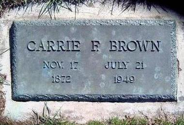 BROWN, CARRIE - Madison County, Iowa | CARRIE BROWN