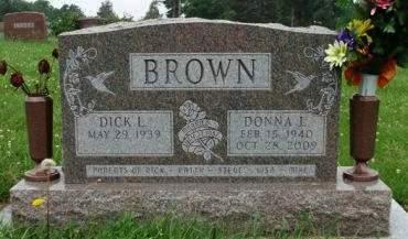 BROWN, DONNA L. - Madison County, Iowa   DONNA L. BROWN