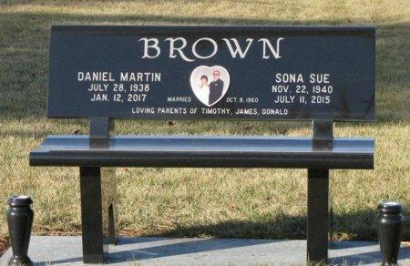 BROWN, SONA SUE - Madison County, Iowa | SONA SUE BROWN