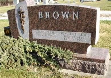BROWN, JEAN L. - Madison County, Iowa | JEAN L. BROWN