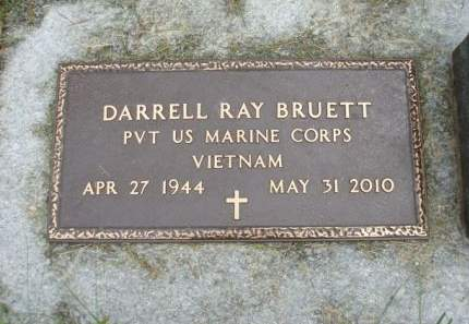 BRUETT, DARRELL RAY - Madison County, Iowa   DARRELL RAY BRUETT