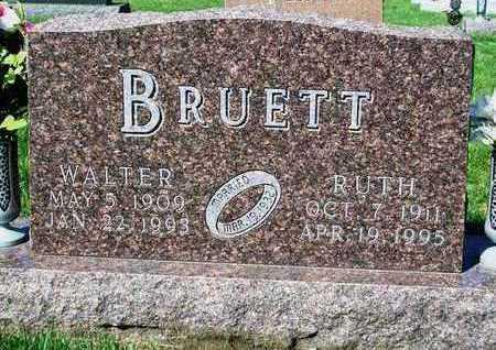 BRUETT, GEORGE WALTER - Madison County, Iowa | GEORGE WALTER BRUETT