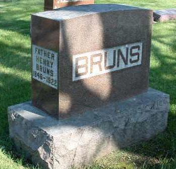 BRUNS, HENRY - Madison County, Iowa | HENRY BRUNS