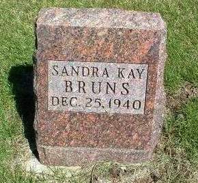 BRUNS, SANDRA KAY - Madison County, Iowa | SANDRA KAY BRUNS