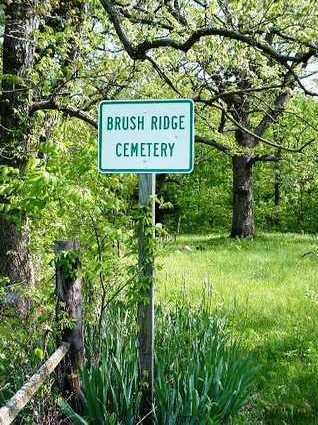 BRUSH RIDGE, CEMETERY - Madison County, Iowa | CEMETERY BRUSH RIDGE