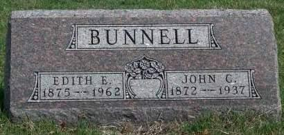 BUNNELL, EDITH EMILY - Madison County, Iowa | EDITH EMILY BUNNELL