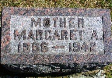 BURD, MARGARET ANASETH - Madison County, Iowa | MARGARET ANASETH BURD