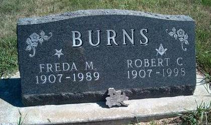BURNS, ROBERT C. - Madison County, Iowa   ROBERT C. BURNS