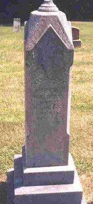 BURNS, NANCY ALICE - Madison County, Iowa   NANCY ALICE BURNS