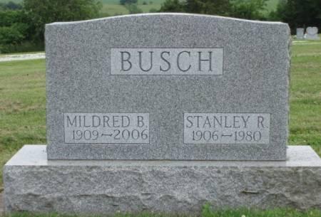 BUSCH, STANLEY ROSCOE - Madison County, Iowa | STANLEY ROSCOE BUSCH