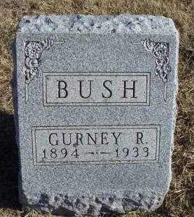BUSH, GURNEY RAY - Madison County, Iowa   GURNEY RAY BUSH