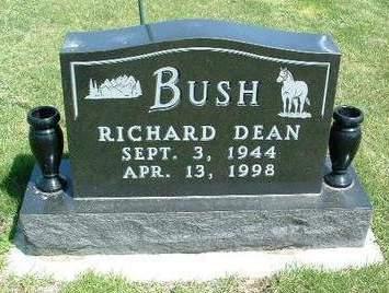 BUSH, RICHARD DEAN - Madison County, Iowa   RICHARD DEAN BUSH