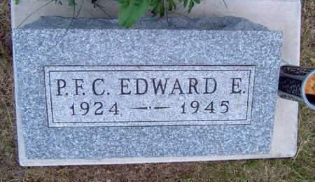 BUTCHER, EDWARD EUGENE - Madison County, Iowa   EDWARD EUGENE BUTCHER