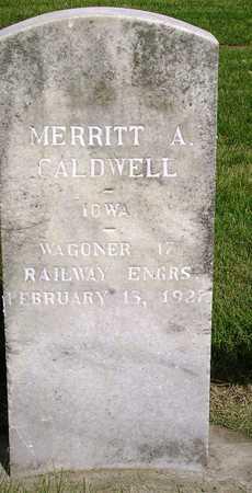 CALDWELL, MERRITT A. - Madison County, Iowa | MERRITT A. CALDWELL