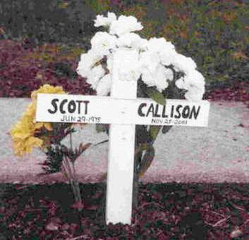 CALLISON, CHRISTOPHER SCOTT - Madison County, Iowa | CHRISTOPHER SCOTT CALLISON