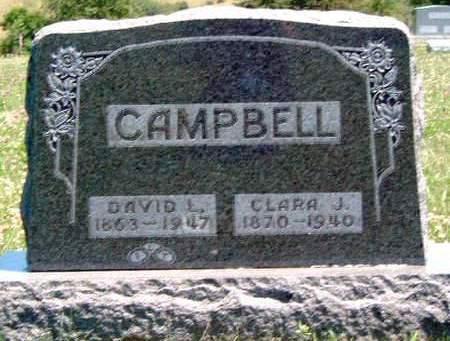 CAMPBELL, DAVID L. - Madison County, Iowa   DAVID L. CAMPBELL
