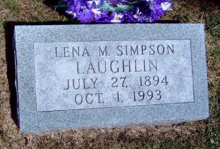 SIMPSON, LENA MAY - Madison County, Iowa | LENA MAY SIMPSON