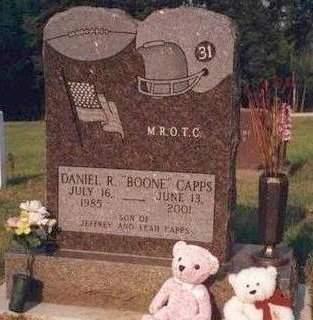 CAPPS, DANIEL R. - Madison County, Iowa | DANIEL R. CAPPS