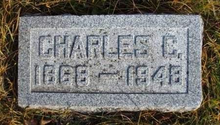 CARMAN, CHARLES CORNELIUS - Madison County, Iowa   CHARLES CORNELIUS CARMAN