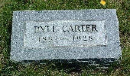 CARTER, DYLE RUPERT - Madison County, Iowa | DYLE RUPERT CARTER