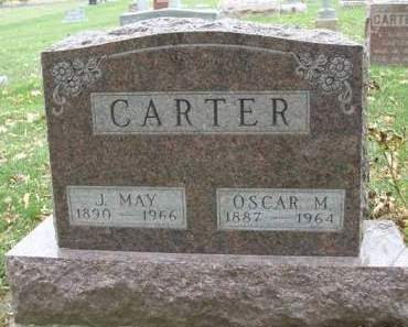 CARTER, OSCAR MARSHALL - Madison County, Iowa | OSCAR MARSHALL CARTER