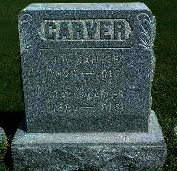 CARVER, JOHN WESLEY - Madison County, Iowa | JOHN WESLEY CARVER