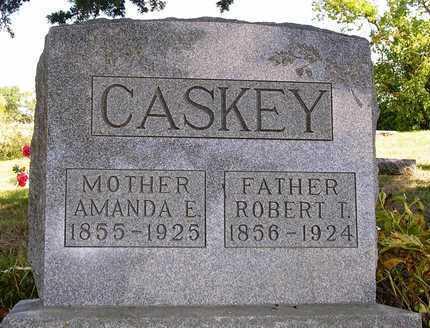 CASKEY, AMANDA ELLEN - Madison County, Iowa   AMANDA ELLEN CASKEY