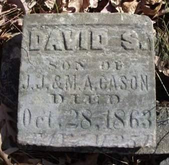 CASON, DAVID S. - Madison County, Iowa | DAVID S. CASON