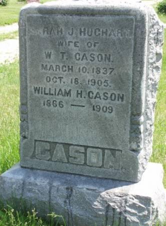 CASON, SARAH JANE - Madison County, Iowa | SARAH JANE CASON