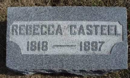 CASTEEL, REBECCA - Madison County, Iowa | REBECCA CASTEEL