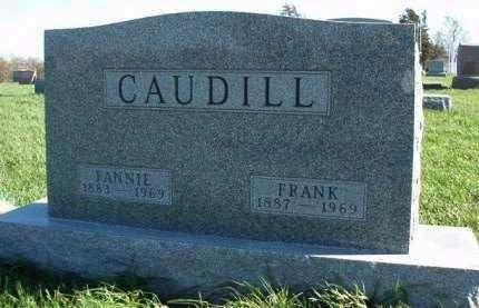 CAUDILL, JAMES FRANKLIN