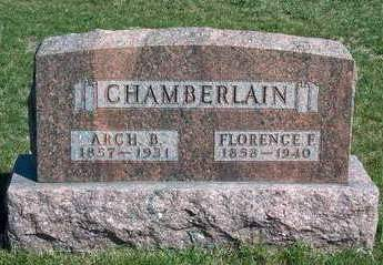 CHAMBERLAIN, ARCHIBALD BAYARD - Madison County, Iowa | ARCHIBALD BAYARD CHAMBERLAIN