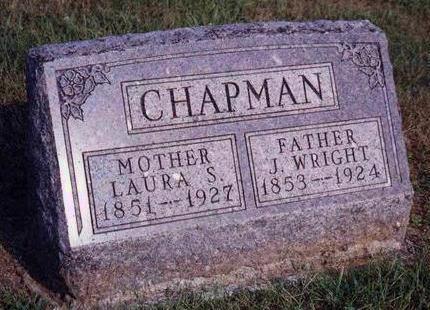 CHAPMAN, LAURA SAMANTHA - Madison County, Iowa | LAURA SAMANTHA CHAPMAN