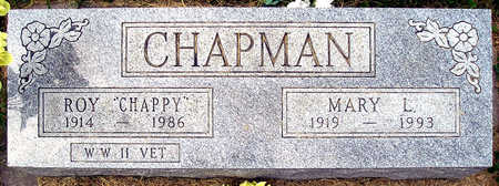 CHAPMAN, ROY - Madison County, Iowa | ROY CHAPMAN