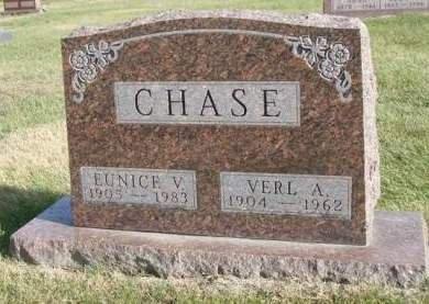 CHASE, EUNICE VIOLA - Madison County, Iowa | EUNICE VIOLA CHASE