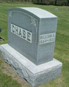 CHASE, WILLIAM ASA - Madison County, Iowa | WILLIAM ASA CHASE