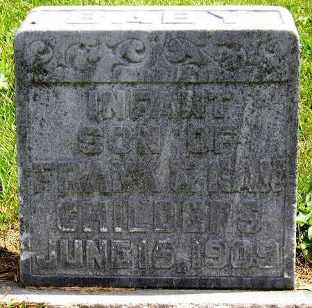 CHILDERS, INFANT - Madison County, Iowa | INFANT CHILDERS