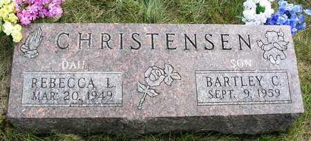 CHRISTENSEN, REBECCA L. - Madison County, Iowa | REBECCA L. CHRISTENSEN
