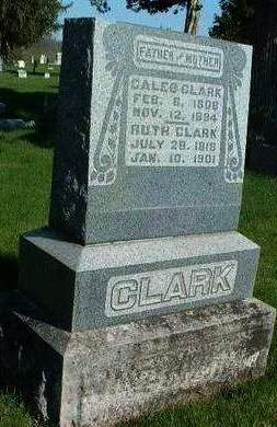 CLARK, RUTH ANN - Madison County, Iowa | RUTH ANN CLARK