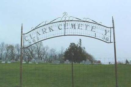 CLARK, CEMETERY - Madison County, Iowa | CEMETERY CLARK
