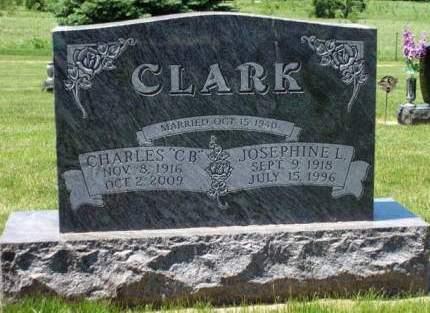 CLARK, CHARLES (CB) - Madison County, Iowa | CHARLES (CB) CLARK