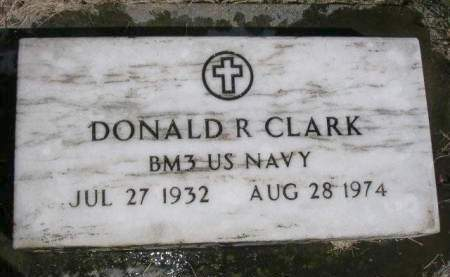 CLARK, DONALD RALPH - Madison County, Iowa | DONALD RALPH CLARK