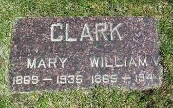 CLARK, WILLIAM VICTOR - Madison County, Iowa   WILLIAM VICTOR CLARK