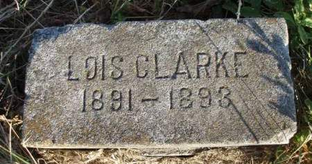 CLARKE, LOIS - Madison County, Iowa | LOIS CLARKE