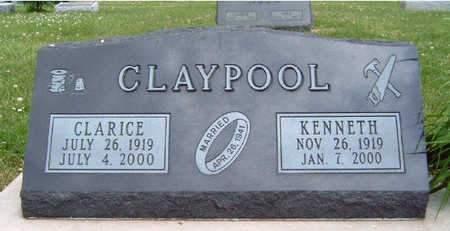 CLAYPOOL, CLARICE L. - Madison County, Iowa | CLARICE L. CLAYPOOL