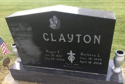 CLAYTON, ROGER FAY - Madison County, Iowa | ROGER FAY CLAYTON
