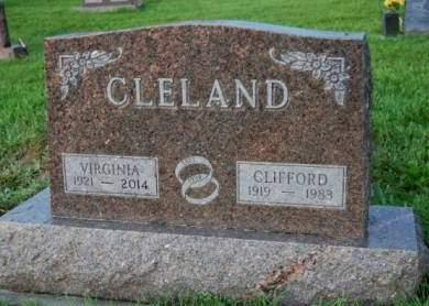 CLELAND, CLIFFORD REX - Madison County, Iowa | CLIFFORD REX CLELAND