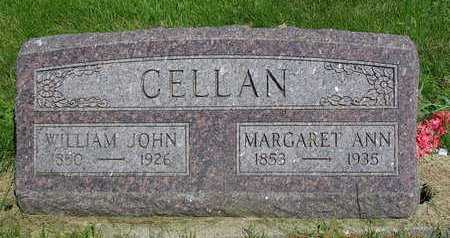 CELLAN, MARGARET ANN - Madison County, Iowa | MARGARET ANN CELLAN