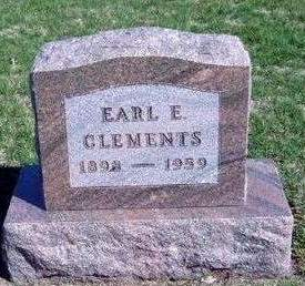 CLEMENTS, EARL EMIL - Madison County, Iowa | EARL EMIL CLEMENTS