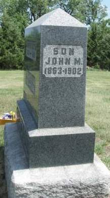CLIFTON, JOHN M. - Madison County, Iowa | JOHN M. CLIFTON